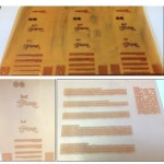 LCO - Flexo Printing Plates - (Water/solvent)